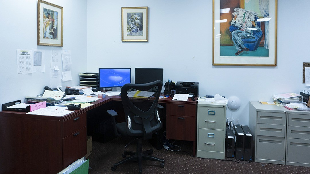 office area for legal staff - Queens law office