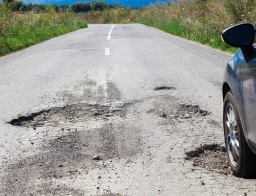 Liability for bike accidents caused by potholes