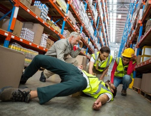 Examples of a Workers Compensation Claim