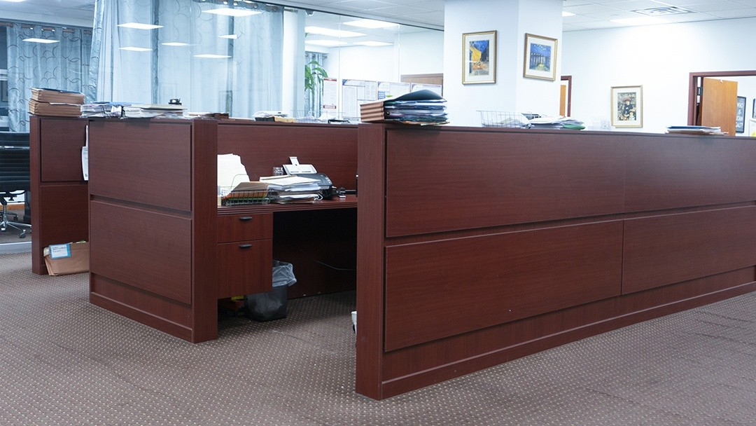 inside the law offices of a personal injury lawyer