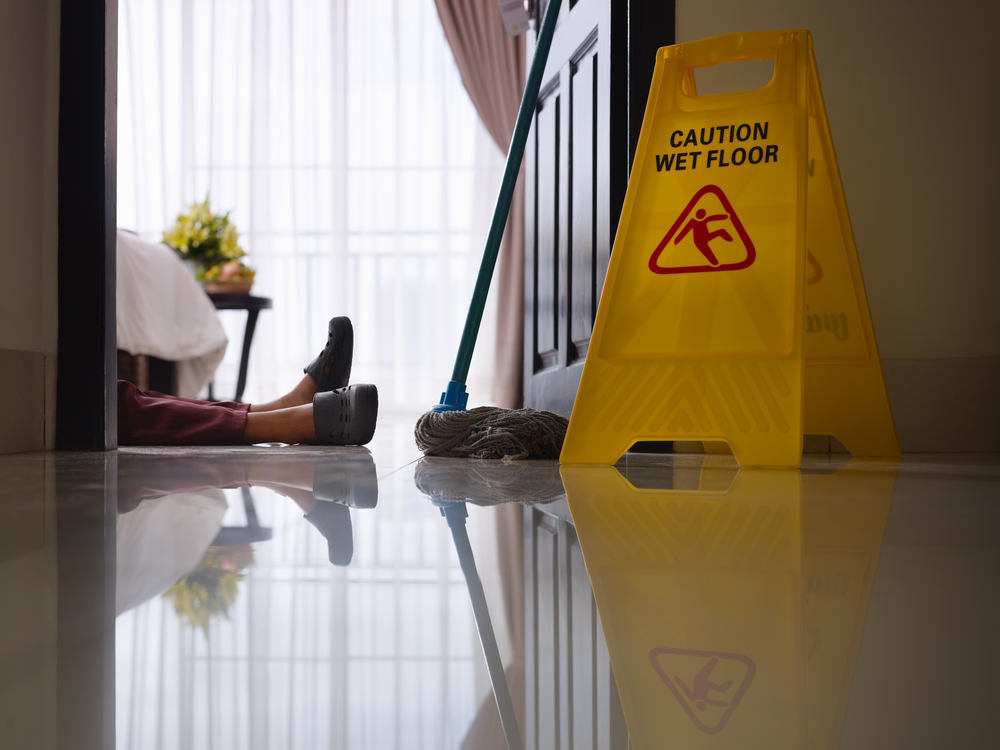 Slip and Fall Accident Attorney Image